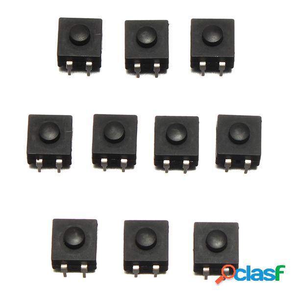10pz DIP PCB Mini Interruttore a Scatto Tattile Interruttore