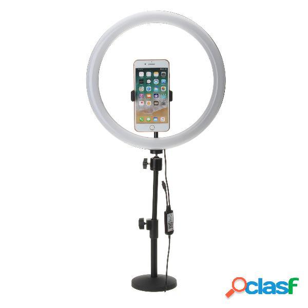 13 Pollici RGB dimmerabile LED Video Ring Light Selfie
