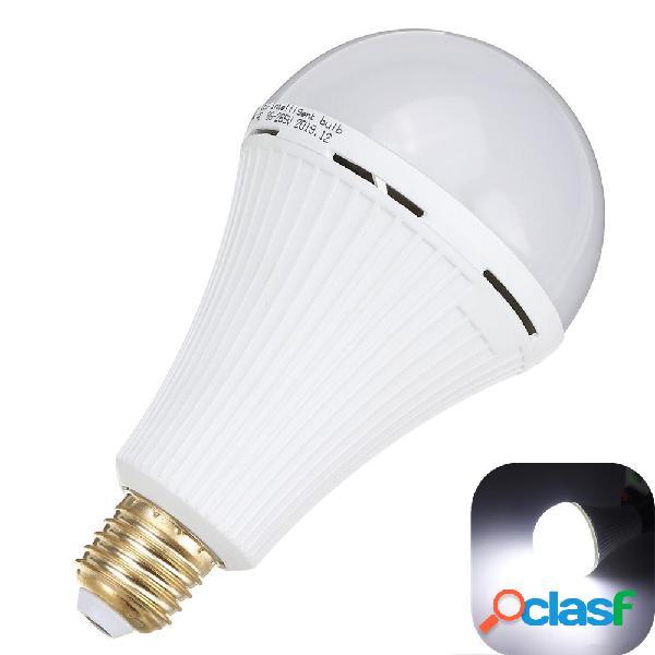 15W E27 Emergenza luce a led Lampadina AC85-265V