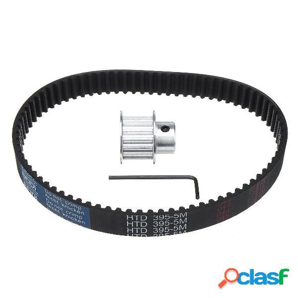 16 denti Mini Gear + 5M Timing Cintura Set per Longboard Off