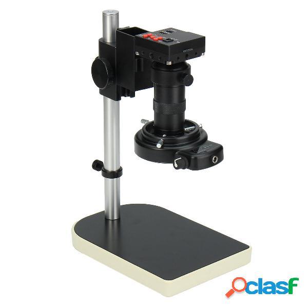 16MP 1080P 10X-100X HDMI Microscopio Digitale Industriale
