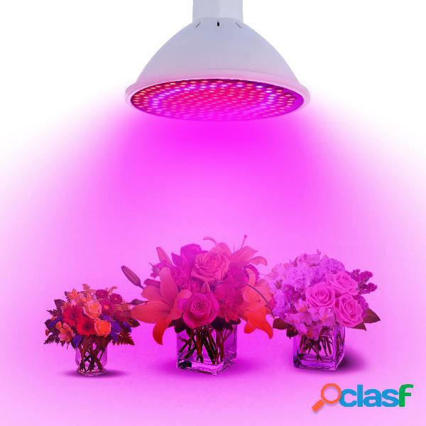 20W E27 166 Rosso 34 Blu Lampadina LED per Coltivazione di