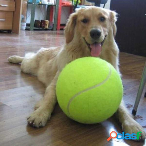24cm Big Giant Pet Dog Puppy Pallina da tennis Lanciatore