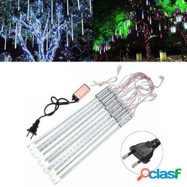 30cm 10 Tubes 300LED Meteor Shower Rain String Light