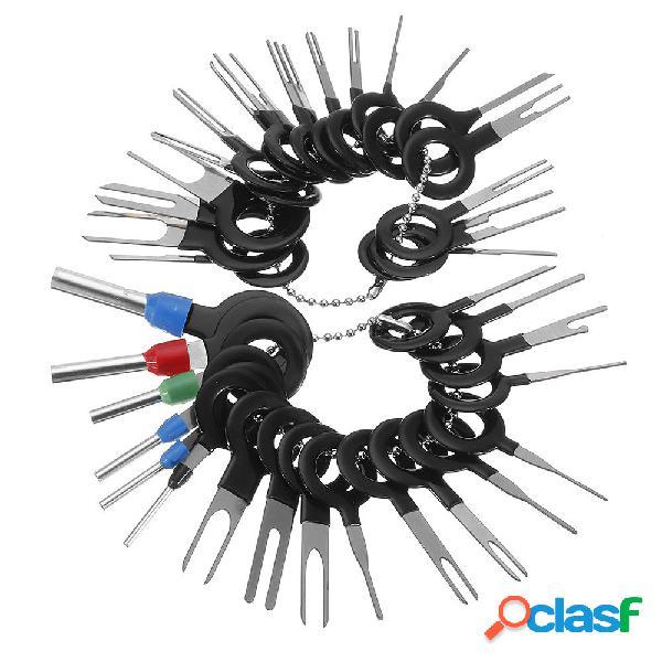 36pcs strumento di rimozione terminale crimpatura cablaggio