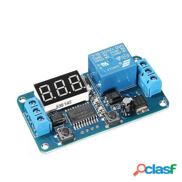 3Pcs Geekcreit® DC 12V LED Display Modulo PLC di