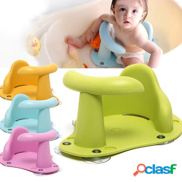 4 colori vasca da bagno anello seggiolino per bambini doccia