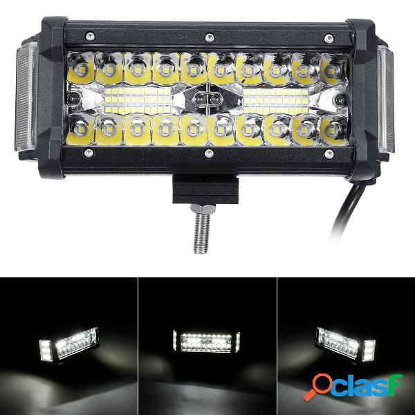 6,5 pollici 56W LED barra luminosa da lavoro 10-32V IP67