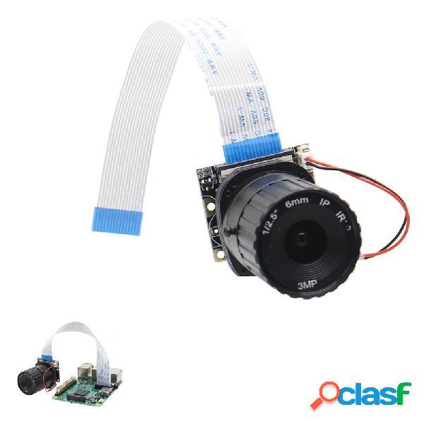 6mm Focal Lunghezza Visione notturna 5MP NoIR fotografica
