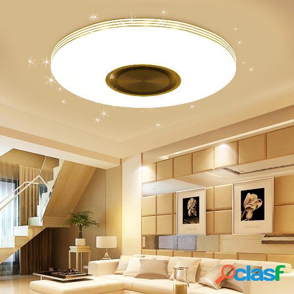 84LED RGBW Lampada da soffitto per musica intelligente