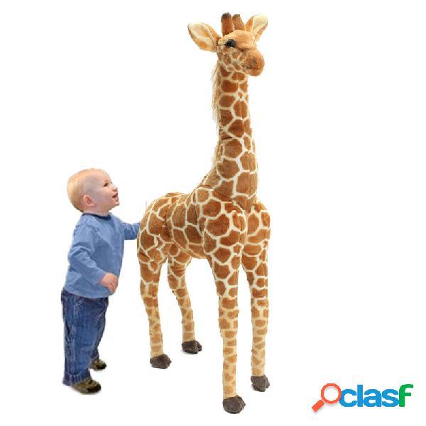 96 centimetri grande peluche bambola giocattolo giraffa