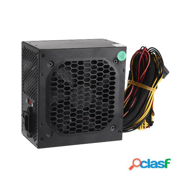 Alimentatore da 600 W Alimentatore per computer PCI SATA 12V