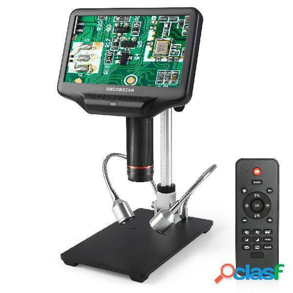 Andonstar AD407 Microscopio digitale 3D HDMI 7 Microscopio