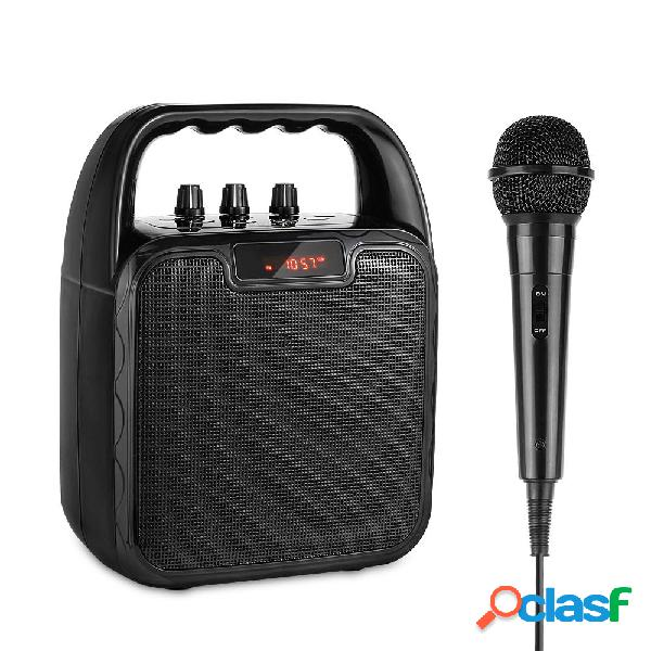 Archer Bluetooth Altoparlante portatile Karaoke Microfono