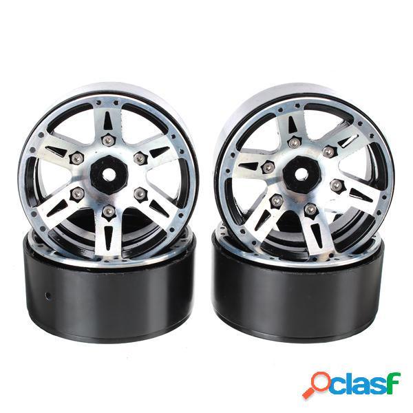 Austar 4 pezzi in lega di alluminio mozzo della ruota AX-615