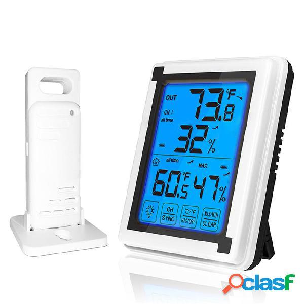 Bakeey Digital LCD Display Sveglia per sensore di umidità