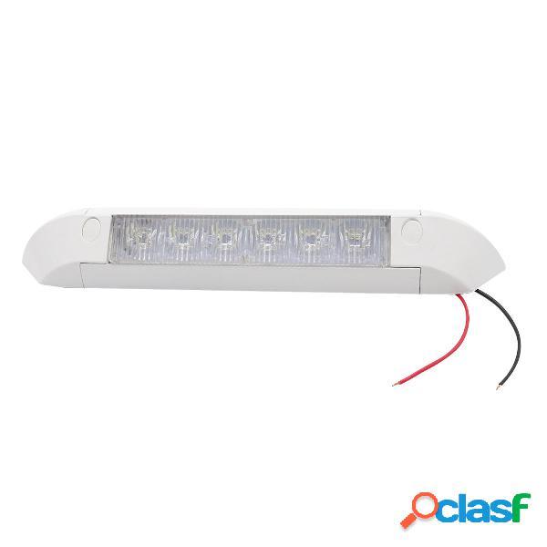 Bianco 12V LED Barriera dingresso per tenda da sole Strip