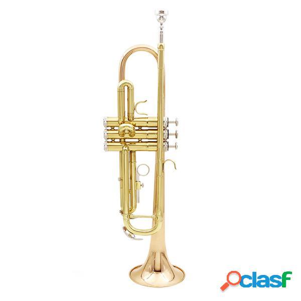 Bocca di tromba in ottone dorato SLADE Kit Fosforo-rame