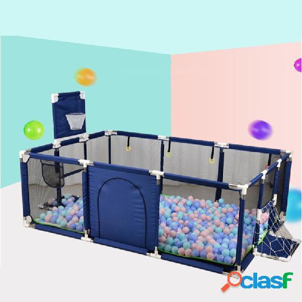 Box per bambini pieghevole per esterni per bambini Barriera