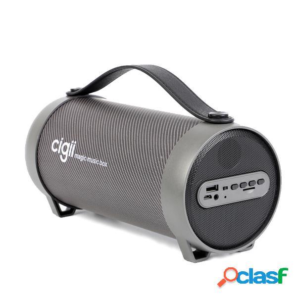 CIGII S11F Altoparlante portatile bluetooth Subwoofer Cuffie