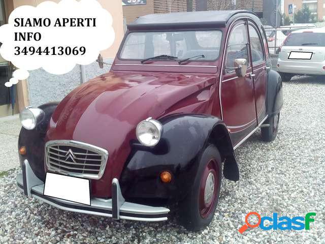 CITROEN 2CV benzina in vendita a Sommacampagna (Verona)