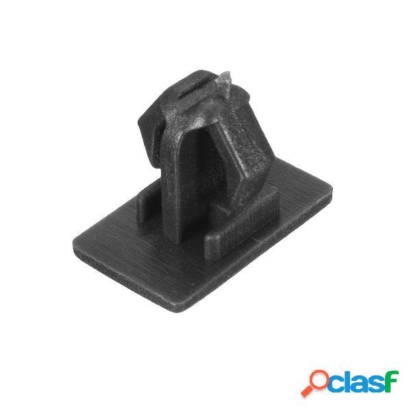 Clip per rivetti a pannello modanatura a bilanciere 4 pezzi