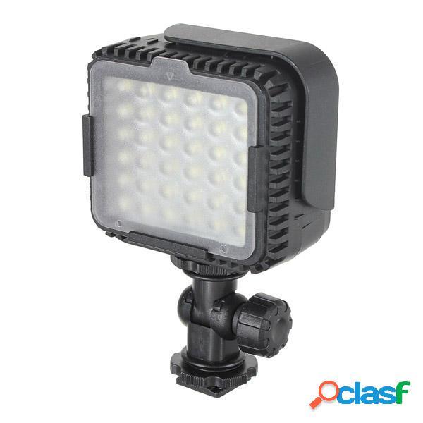 Cn-lux360 portatile 36 LED lampada luce video per Canon
