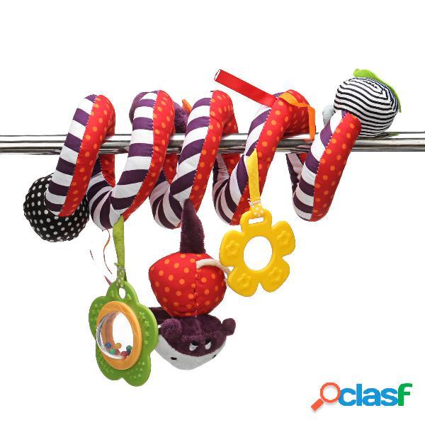 Decorazioni giocattolo a spirale per peluche a spirale per