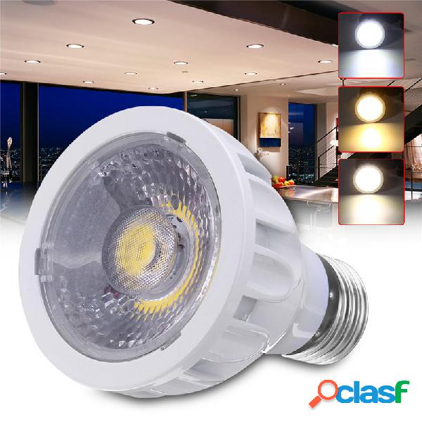 E27 7W Non-Dimmable Super Bright Par 20 LED COB Spot Light