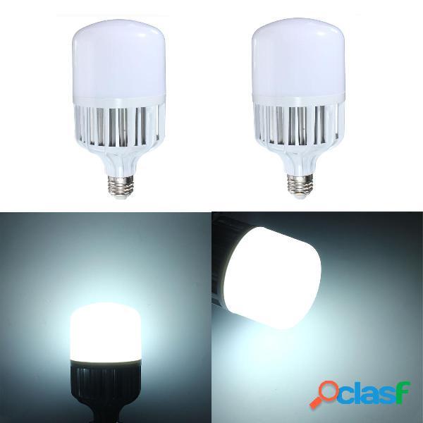 E27 b22 7W 36 SMD 5730 LED bianco enorme lampadina pura luce