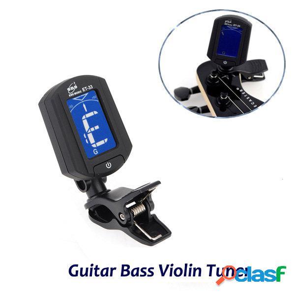 Eno et-33 elettronica digitale mini clip sulla chitarra