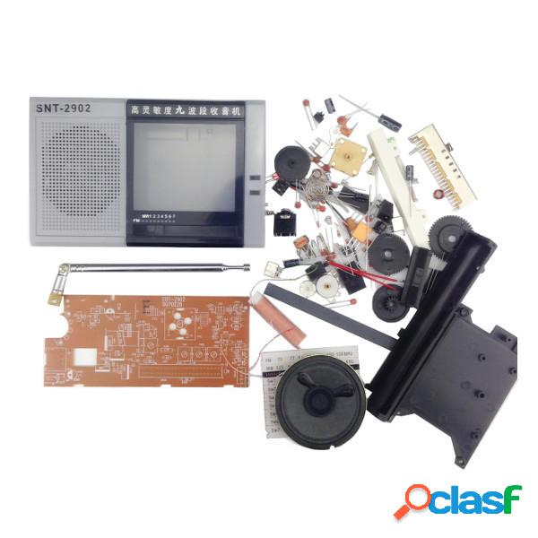 FAI DA TE EDT-2902 Multiband Radio Kit FM MW SW1-7