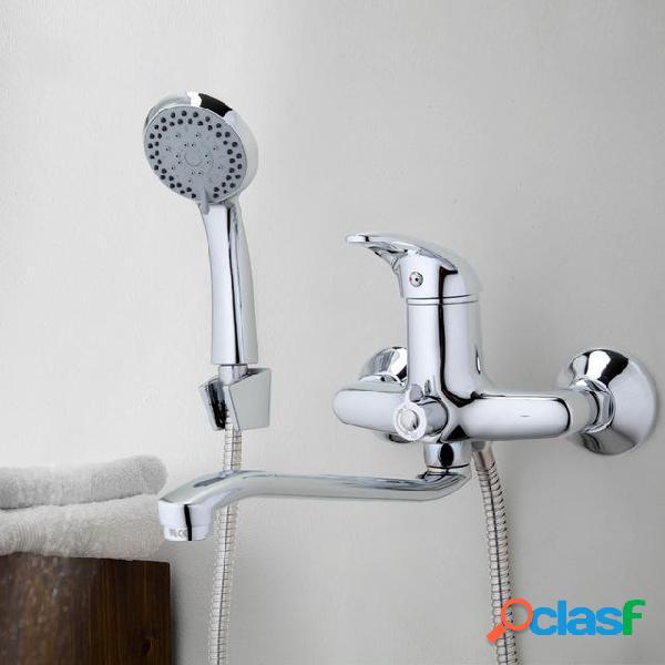 FRAP F2203 Bagno ABS Soffione doccia portatile e set doccia