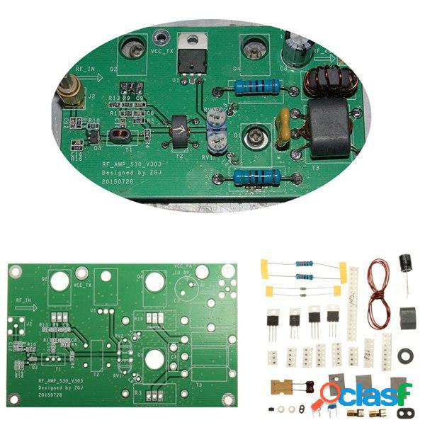 Fai Da Te 45W HF Amplificatore di Potenza Lineare