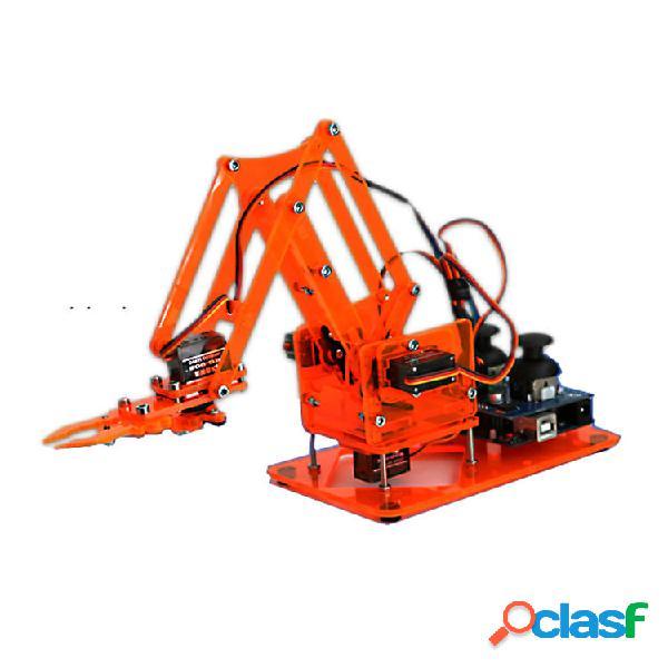 Fai da te Colorful Meccanico Kit braccio robot con