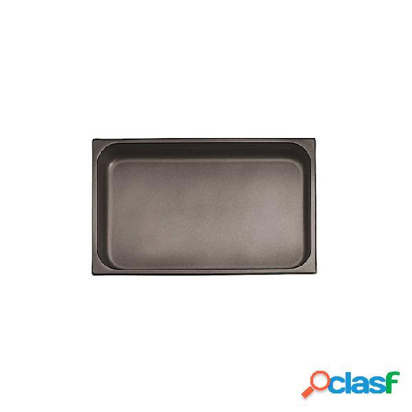Gastronorm 1/2 In Acciaio Inox Antiaderente Cm 32X26,5X2 -
