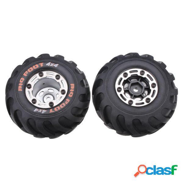HBX 2098b 1/24 4wd mini rc auto pezzi di ricambio ruote
