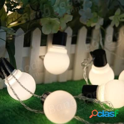 Halloween Light Gardening 5M 20 LED String Light Blub Shape