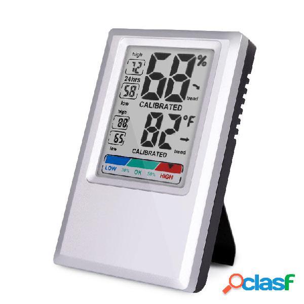 Igrometro Termometro Digitale per Giardino Max&Min Valore