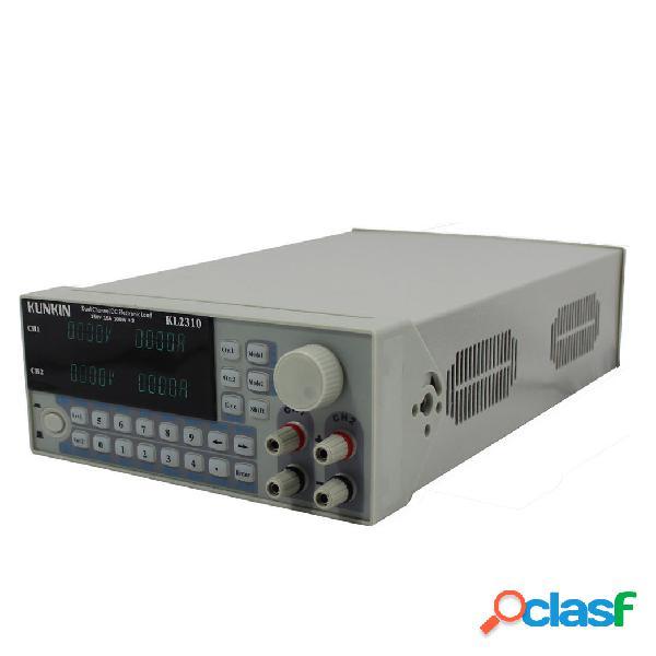KL6250 150 V / 20A/200 W * 2 KL6255 300 V / 30A/250 W * 2