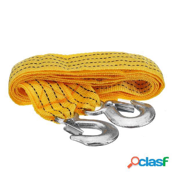 Kit di corda per rimorchio per carichi pesanti da 3 metri