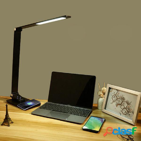 LED Desk lampada Touch Control Table Lampada da lettura