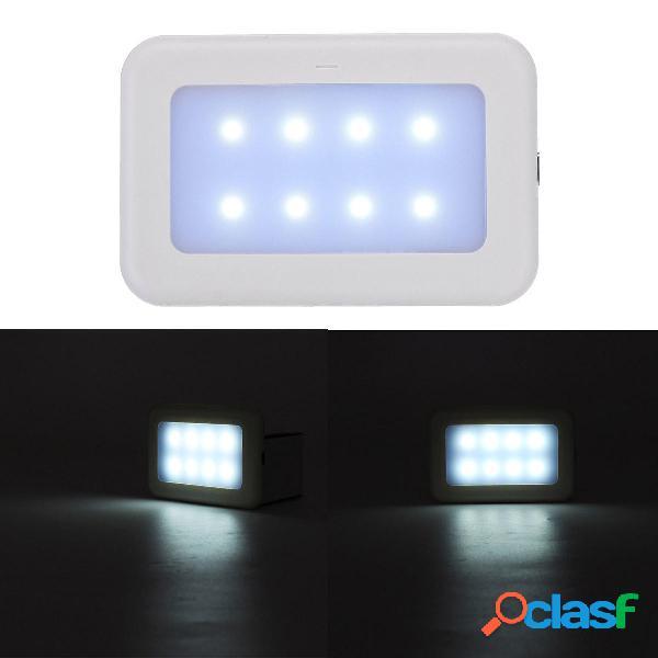 Lampada da lettura a LED per tetto da auto a LED USB