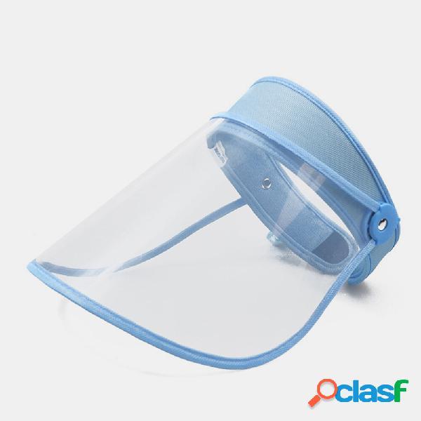 Lattice Regolabile Anti-UV Tesa larga Telo Cappello da sole
