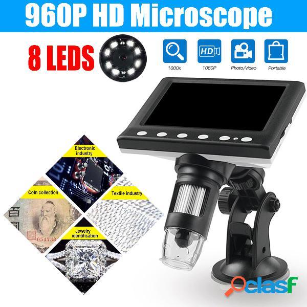 Lente dingrandimento per microscopio digitale portatile da
