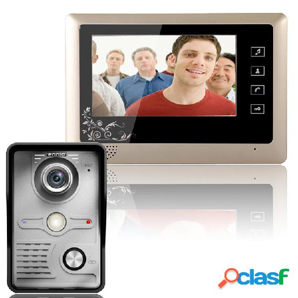 Macchina fotografica di visione sistema videocitofonico
