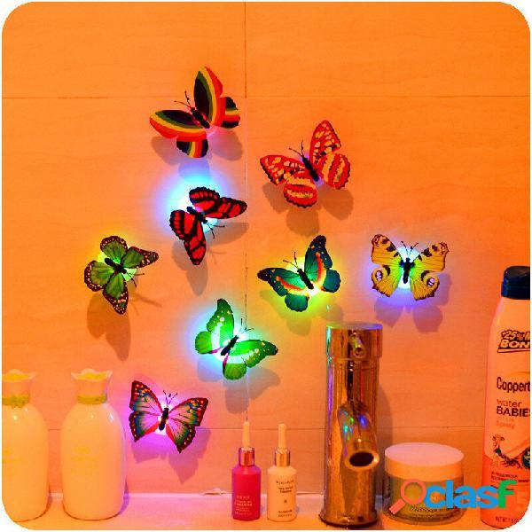Miico Beautiful Butterfly LED Night Light lampada Con