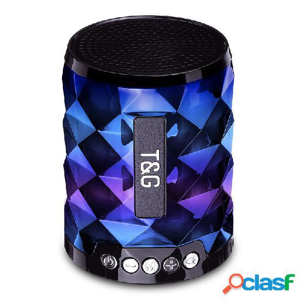 Mini altoparlante bluetooth senza fili FM Radio TF Card