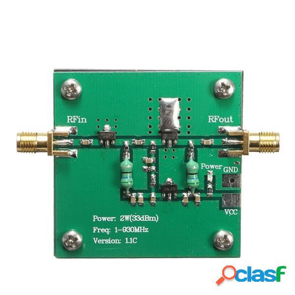 Modulo amplificatore di potenza a banda larga 1-930mhz 2W RF