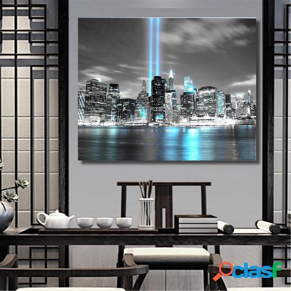 NEW YORK CITY Manhattan Skyline Quadri senza cornice